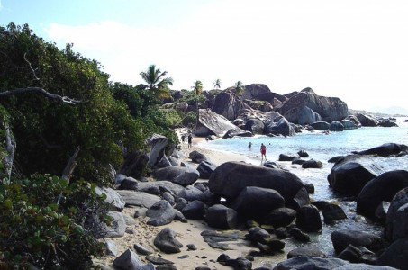 Salt Island - Virgin Gorda (9 mn)