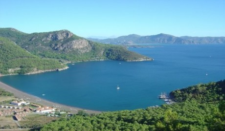 Marmaris-Fethiye-Marmaris (7 days - 125 NM)
