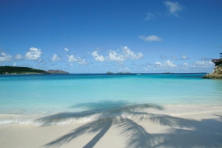 Anse Colombier - Saint Barthelemy (3 mn)