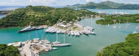Carlisle Bay - English Harbour Marina (7.5 MN)