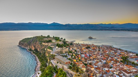 Nafplion - Astos (11 MN)