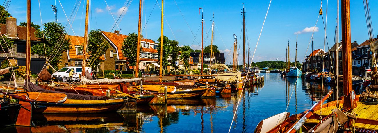 Yacht charter in Holland