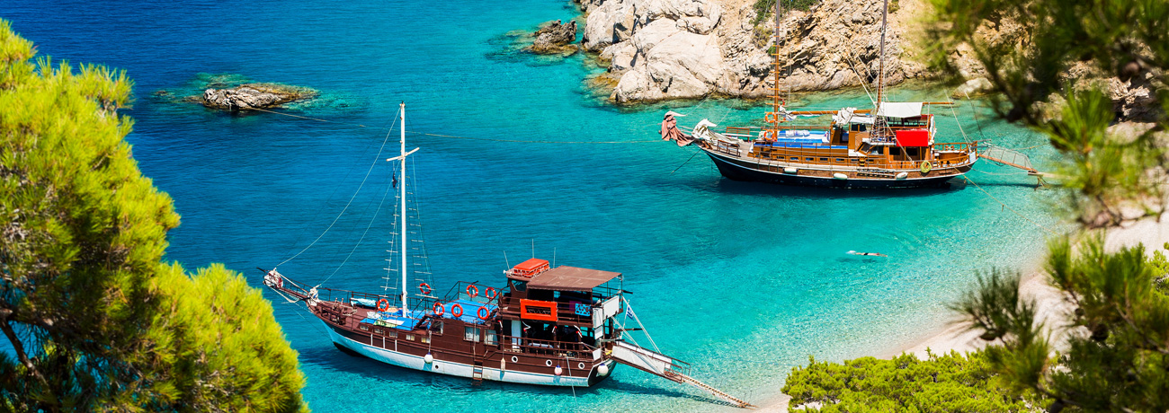 Yacht charter in Dodecanese
