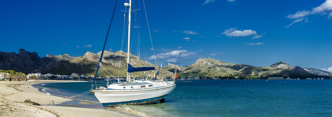 Yacht charter in Pollensa