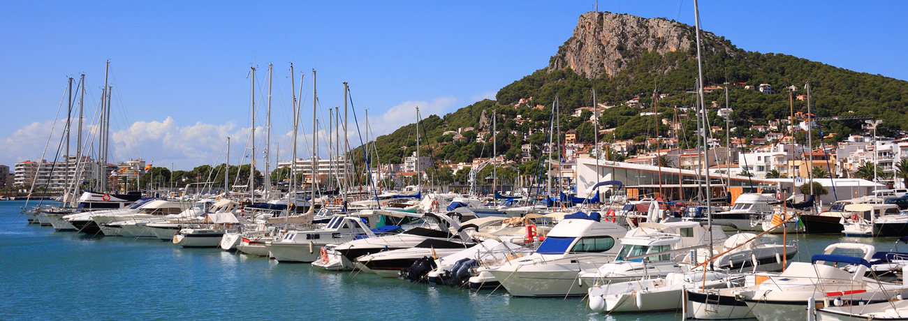 Yacht charter in L'Estartit