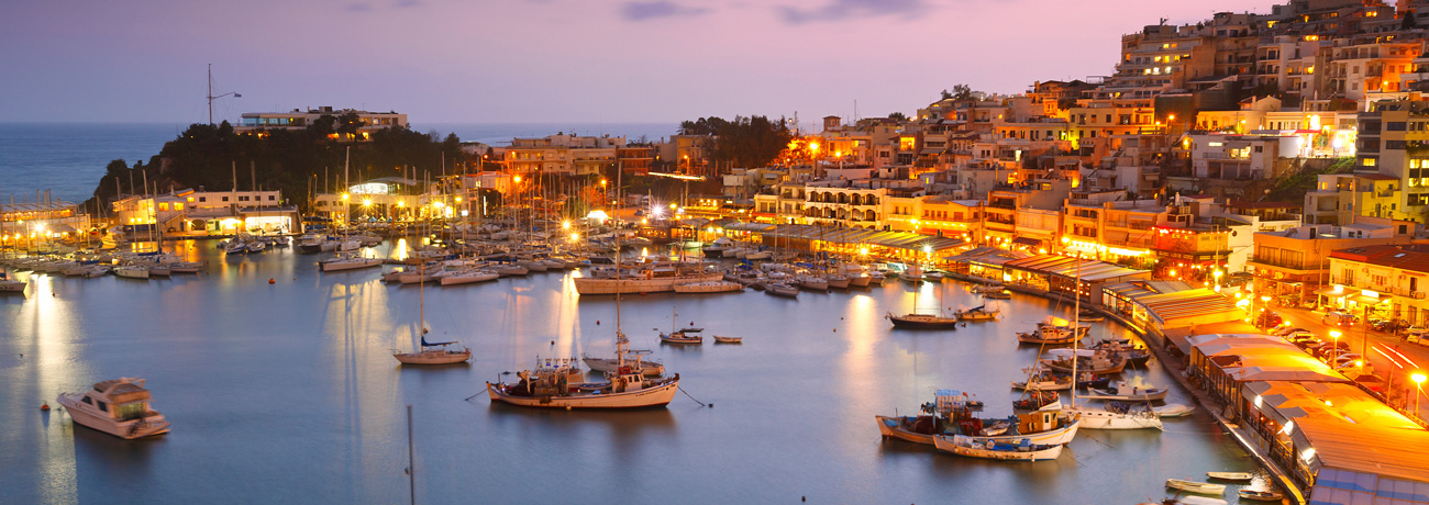 Yacht charter in Athens