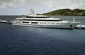 Charter luxury yachts