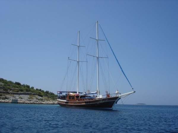 Kadena Luxury 12 pax en Croacia