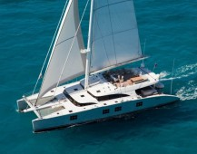 Sunreef 102 'IPHARRA' in Caribbean (Antilles), British Virgin Islands, Italy