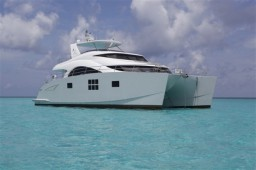 Sunreef power 60 'FOREVER' en Belize, México