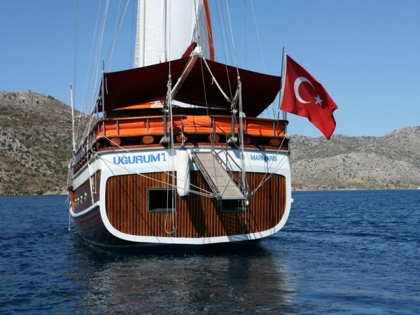 Ugurum I 16 pax - Gulet charter with skipper