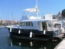 "Swift Trawler 42 ""PODATOK"" en Croacia"