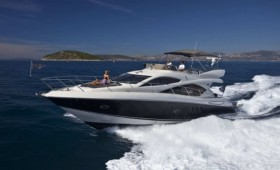 "Sunseeker manhattan 52 ""NIMADO"" в Хорватия"