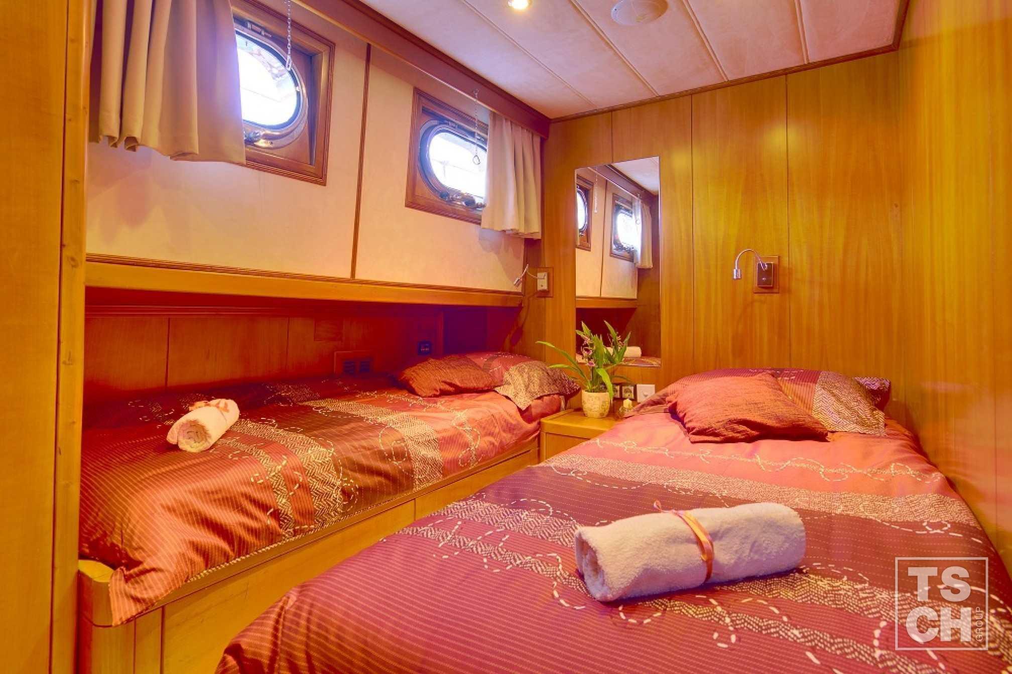 Goleta de alquiler Adriatic Holiday cabina