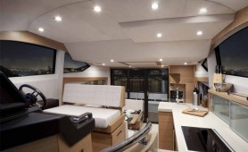 Galeon 42 in Spain