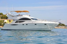 Fairline Phantom 50 'Tranquilo' en España