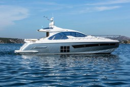 "Azimut 55 "" Mini Too"" en Croacia"
