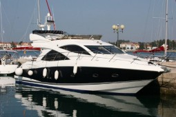 "Sunseeker 50 M ""AVIATOR"" en Croacia"
