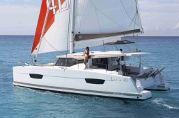 Lucia 40 (3 cab) в US Virgin Islands