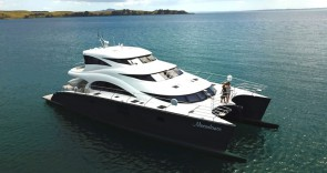 Sunreef 70 Power 'MOONDANCE' a Nova Zelanda