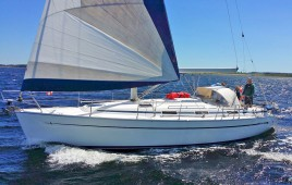 Bavaria 38 cruiser (3 cab) (Hollande)