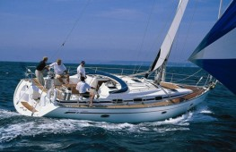 Bavaria 42 (4 cab) in Croatia