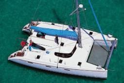 Nautitech 40 (4 cab+2) a Carib (Antilles)