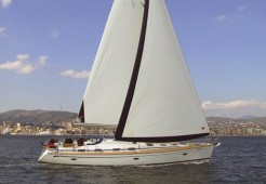 Bavaria 50 cruiser (5 cab) in Croatia